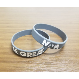 Silicone Wristband - Be GreAT